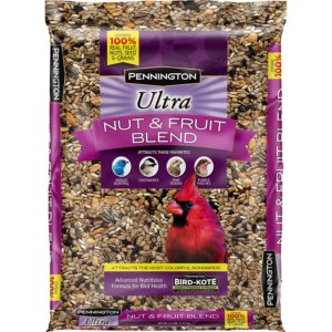 Pennington Ultra Fruit & Nut Blend Wild Bird Seed and Feed