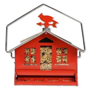 Perky-Pet Squirrel Be Gone II Bird Feeder