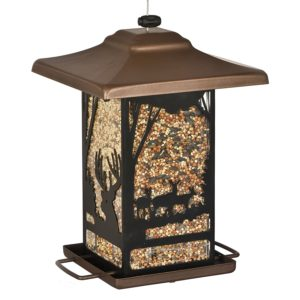 Perky-Pet Wilderness Lantern Wild Bird Feeder